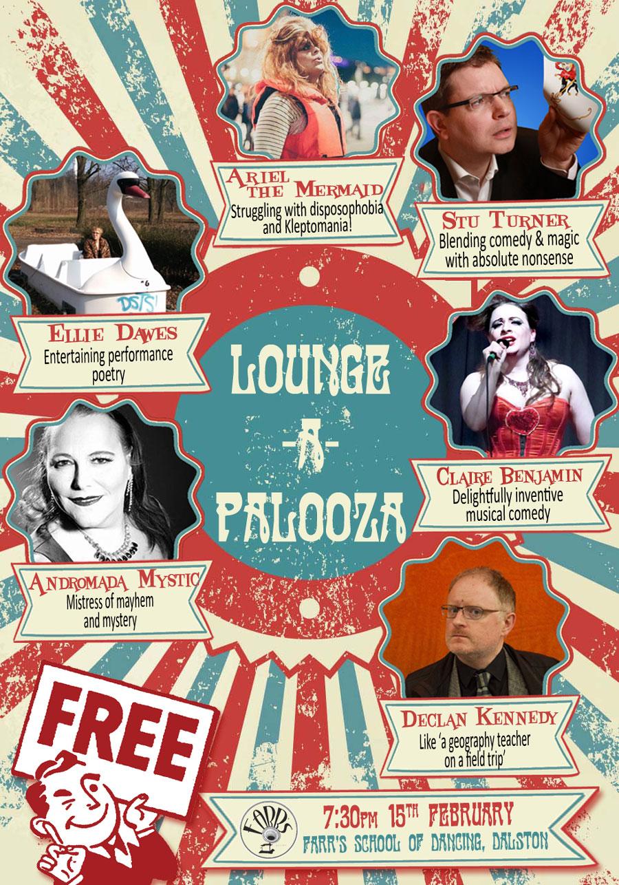 Lounge-a-Palooza